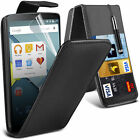 6 Colour Leather Flip Mobile Phone Case Cover For LG G4
