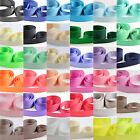 16mm GROSGRAIN RIBBON *41 COLOURS* WEDDING DUMMY CRAFTS GROSSGRAIN GROSS-GRAIN