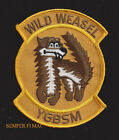 WILD WEASEL YGBSM PATCH F4 F16 You got to be shi ing me PIN UP GIFT US AIR FORCE