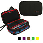 Small Universal Double Compartment Travel Case Bag For Electronics Accessories