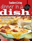 SOUTHERN LIVING DINNER IN A DISH COOKBOOK *SOFTCOVER* VGC