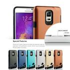 New Armour Hybrid 2in1 Shock Proof Case Cover for Samsung Galaxy Note 4