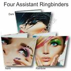 Ring Binder Ringbinder Folder ORIGINAL size Hair Beauty & Appointment Pages