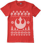 Light Side of the Force Star Wars Ugly Christmas Sweater Youth T-shirt