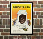 Lawrence of Arabia - Reproduction Vintage Film Movie Poster