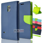 For HTC Desire 520 CT2 Fitted Leather PU WALLET POUCH Case Colors