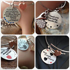 Christmas Gifts Silver sister daughter niece Unusual for her Him present Mum 1