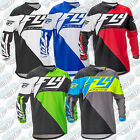 FLY RACING F-16 Shirt Trikot Jersey Hemd Downhill Freeride MTB BMX Bike DH FR
