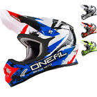 Oneal 3 Series Shocker Motocross Helmet Dirt Bike Off Road ATV Plush Liner ACU