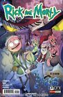 RICK AND MORTY #8 HOLIDAY SPECIAL EXCEED EXCLUSIVES ONI VARIANT JESSE JAMES ex1
