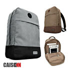 Mens Boys Retro Backpack Rucksack School College Travel Notebook Laptop Work Bag