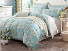 Rose New 100%Cotton Quilt/Duvet/Doona Cover Set Single/DB/Queen/King Bed Linen