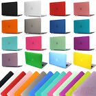 Rubberized Plastic Hard Shell Case Protective Cover for MacBook Pro 15 Retina