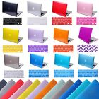 Clear Tint Plastic Hard Shell Case Cover Keyboard Skin for Macbook Pro 13 Retina