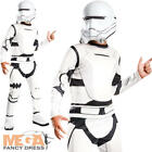 Flametrooper Boys Fancy Dress Star Wars Force Awakens Stormtrooper Kids Costume
