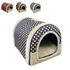 Внешний вид - Hot Puppy Winter Warmer House Dog Cat Portable Detachable Kennels Soft Cushion