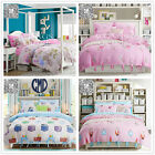 Life Double Queen Size Bed Linen New Cotton Quilt/Doona Cover Set  Bedding sets