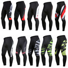 Men's Cycling Pants Casual Bicycle Bike Tights Riding Long Trousers Breathable
