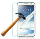 NEW FOR SAMSUNG GALAXY NOTE 2 BALLISTIC TEMPERED GLASS SCREEN PROTECTOR GUARD 9H