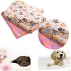 Washable Memory Foam Coral Fleece Waterproof Pet Dog Bed Mat Pillow Chic