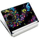 "Music Note 12"" 13.3 14"" 15"" 15.4"" 15.6"" Notebook Laptop Skin Sticker Cover Decal"
