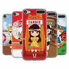 HEAD CASE DESIGNS CHIBI NEKOMIES COVER MORBIDA IN GEL PER APPLE iPOD TOUCH MP3