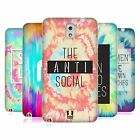 HEAD CASE DESIGNS TIE DYE FANTASIA COVER MORBIDA IN GEL PER SAMSUNG TELEFONI 2