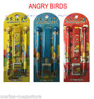 ANGRY BIRDS- 5 in 1 Stationery Sets - pen pencil ruler rubber pencil leads