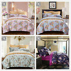 Queen Size Bed Linen Quilt Covers Duvet/Doona Cover Set  New Long-Staple Cotton