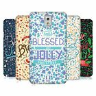 HEAD CASE DESIGNS BLESSED CHRISTMAS HARD BACK CASE FOR SAMSUNG PHONES 2