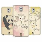HEAD CASE DESIGNS SAVE THE WILDLIFE HARD BACK CASE FOR SAMSUNG PHONES 2