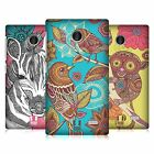 HEAD CASE DESIGNS FANCIFUL INTRICACIES HARD BACK CASE FOR NOKIA PHONES 3