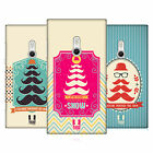 HEAD CASE DESIGNS MOUSTACHE TREES HARD BACK CASE FOR NOKIA PHONES 2