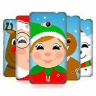 HEAD CASE DESIGNS JOLLY CHRISTMAS CHARACTERS HARD BACK CASE FOR NOKIA PHONES 1
