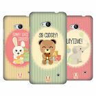 HEAD CASE DESIGNS LITTLE ANIMALS HARD BACK CASE FOR NOKIA PHONES 1