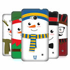 HEAD CASE DESIGNS MR SNOWMAN HARD BACK CASE FOR NOKIA PHONES 1
