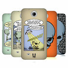 HEAD CASE DESIGNS ALL ABOUT ALIENS HARD BACK CASE FOR HTC PHONES 3