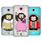 HEAD CASE DESIGNS MONKEY TOONS HARD BACK CASE FOR HTC PHONES 3