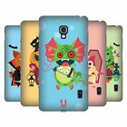HEAD CASE DESIGNS QUIRKY MONSTERS HARD BACK CASE FOR LG PHONES 3