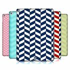 HEAD CASE DESIGNS HERRINGBONE PATTERN HARD BACK CASE FOR APPLE iPAD