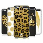 HEAD CASE DESIGNS GRAND AS GOLD HARD BACK CASE FOR APPLE iPOD TOUCH MP3