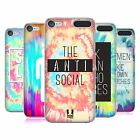 HEAD CASE DESIGNS TIE DYE CRY HARD BACK CASE FOR APPLE iPOD TOUCH MP3
