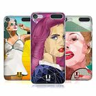 HEAD CASE DESIGNS VINTAGE PORTRAIT HARD BACK CASE FOR APPLE iPOD TOUCH MP3