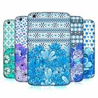 HEAD CASE DESIGNS FLORAL BLUE HARD BACK CASE FOR SAMSUNG TABLETS 2
