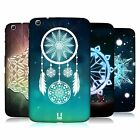 HEAD CASE DESIGNS SNOWFLAKES HARD BACK CASE FOR SAMSUNG TABLETS 2