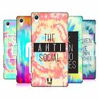 HEAD CASE DESIGNS TIE DYE CRY HARD BACK CASE FOR SONY PHONES 2