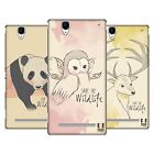 HEAD CASE DESIGNS SAVE THE WILDLIFE HARD BACK CASE FOR SONY PHONES 3