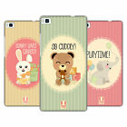 HEAD CASE DESIGNS LITTLE ANIMALS HARD BACK CASE FOR HUAWEI PHONES 1