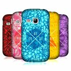 HEAD CASE DESIGNS BLOOMS OF VIBES HARD BACK CASE FOR SAMSUNG PHONES 5