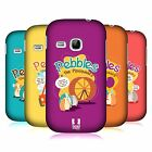 HEAD CASE DESIGNS PEBBLES AND THE PIPSQUEAKS HARD BACK CASE FOR SAMSUNG PHONES 5